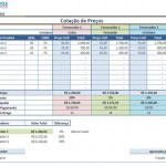 Planilha Cotação de Preço