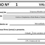 Planilha Recibo com Banco de Dados e Numeração Automática