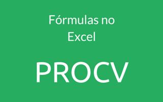 Fórmula PROCV