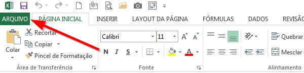 Habilitar Guia Desenvolvedor no Excel