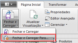 Comparar Listas com Power Query Excel