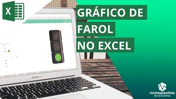 Gráfico de Farol no Excel