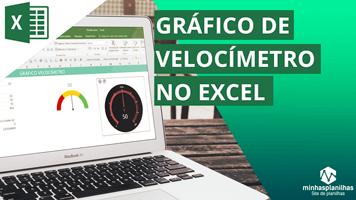 Como Fazer Gráfico de Velocímetro no Excel