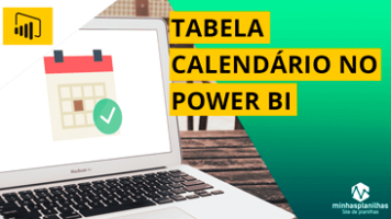 Tabela Calendario Power BI