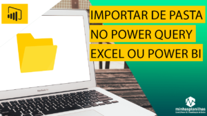 Importar de Pasta Power query